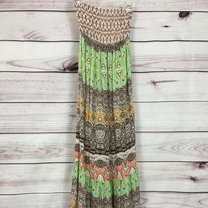 O'Neill S Boho Maxi Dress